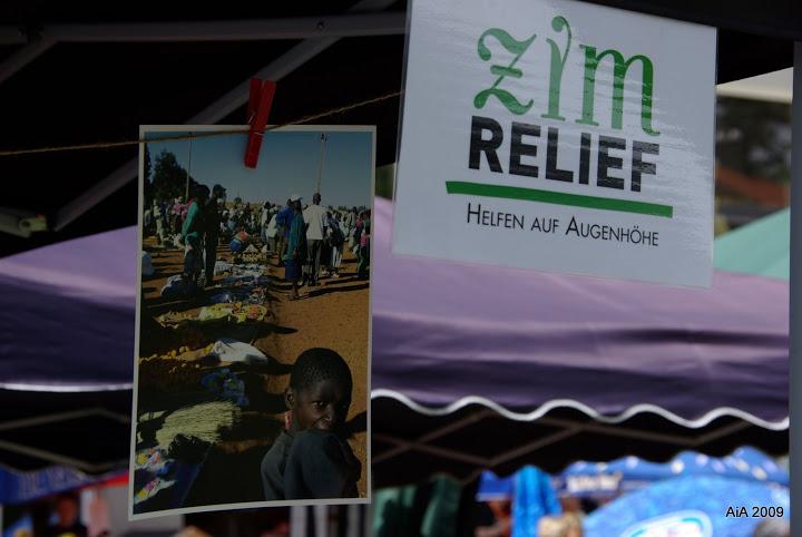 7. Oktober: ZimRelief auf dem Kaufbeurer Rustikalmarkt