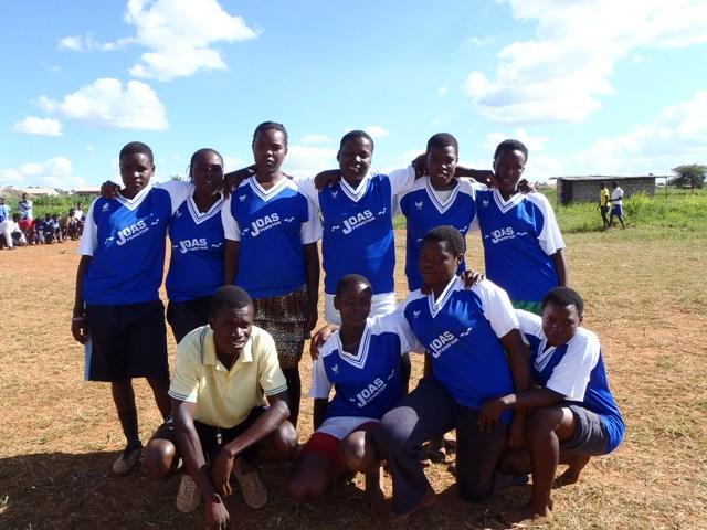 Einzelförderung für YASD (young achievement sports for development)