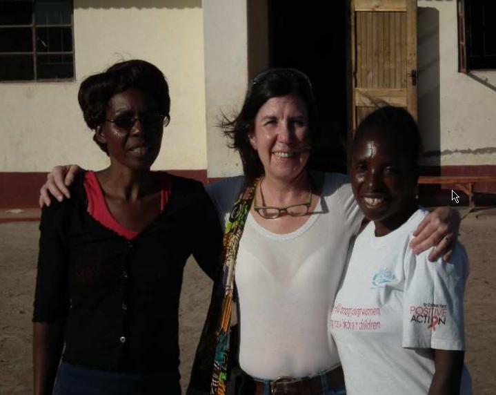 Erfahrungsbericht aus Simbabwe von unserem Mitglied Christiane Bohr
