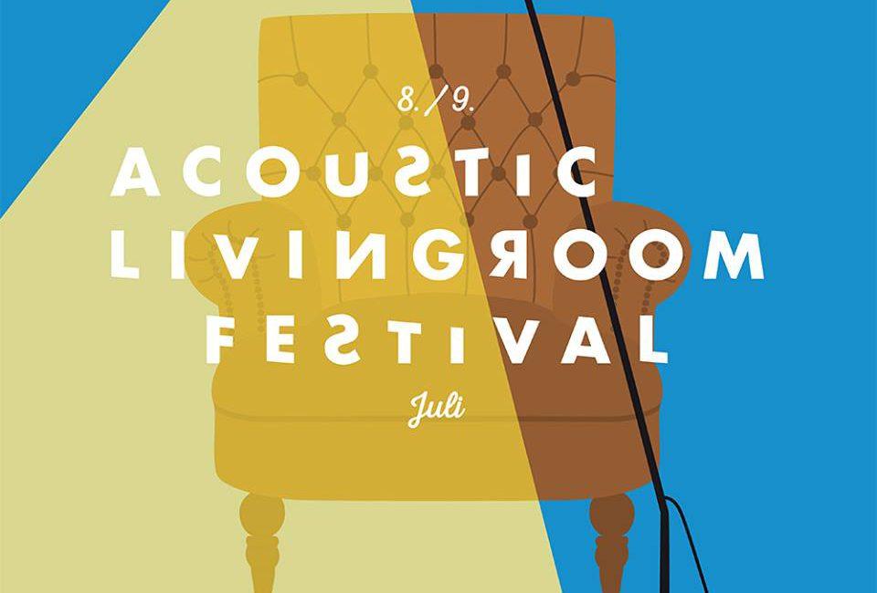 08./09. Juli: Open Air Festival Acoustic Livingroom