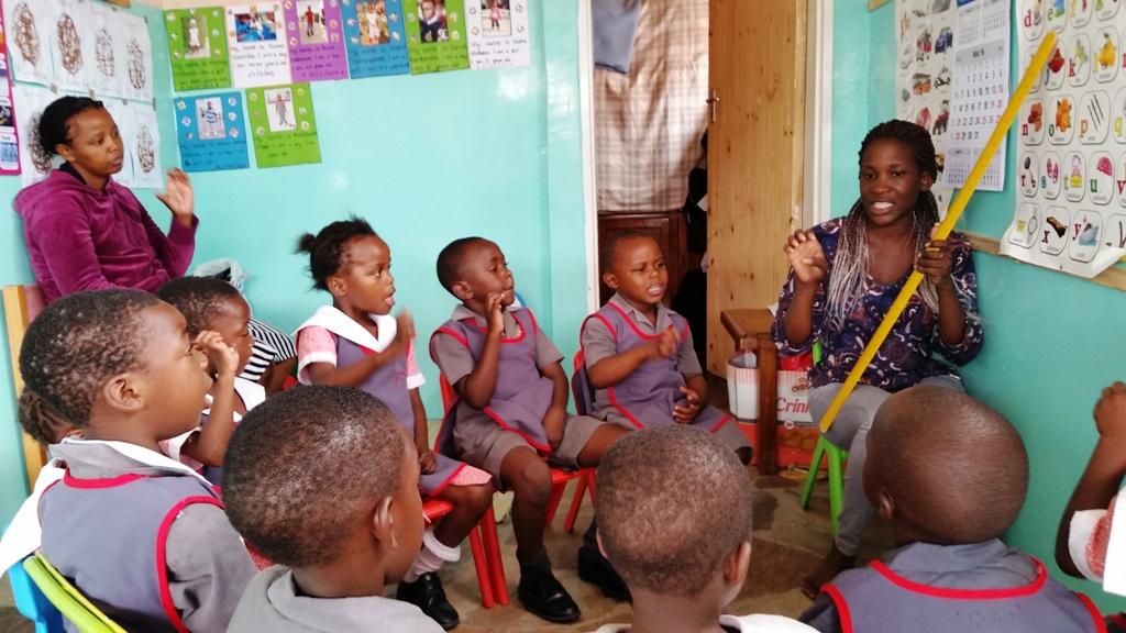 Neues Partnerprojekt Takunda Shungu Trust