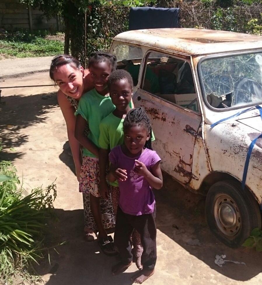 Simbabwe Erfahrungsbericht von unserem Mitglied Julia Mayer