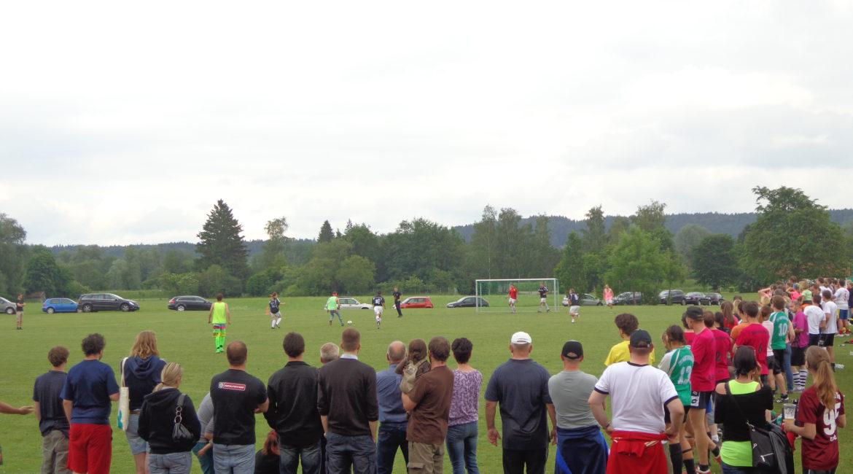 29. Juli: ZimRelief Benefiz-Fußballturnier in Biessenhofen