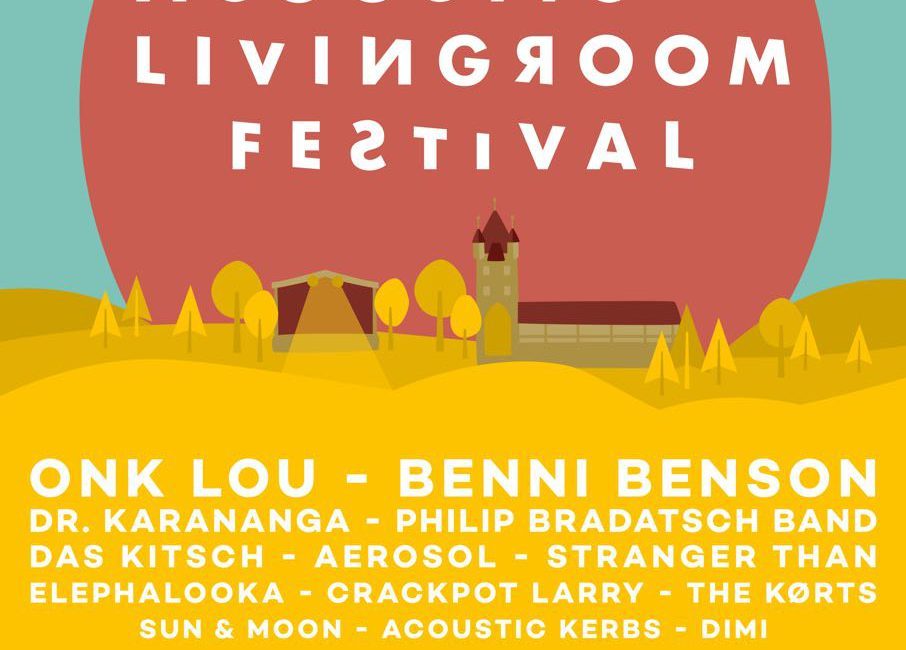 06./07. Juli: Open Air Festival Acoustic Livingroom