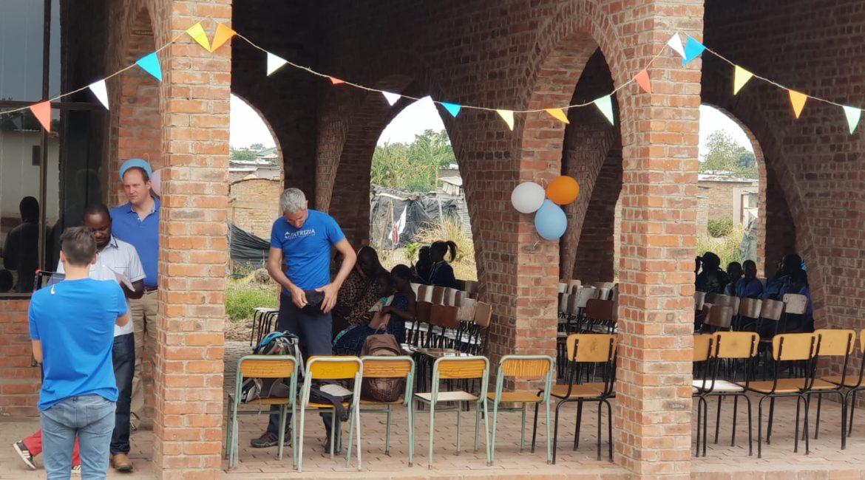 Fertigstellung des 3. Bauabschnitts bei der Rising Star Schule – Feierliche Einweihung