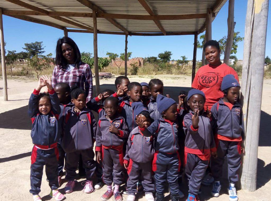 Eigenes Grundstück für den Kindergarten von Takunda Shungu Trust
