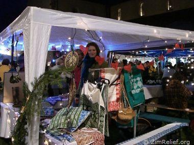 30. November: ZimRelief auf dem Weihnachtsmarkt der Insel Reichenau