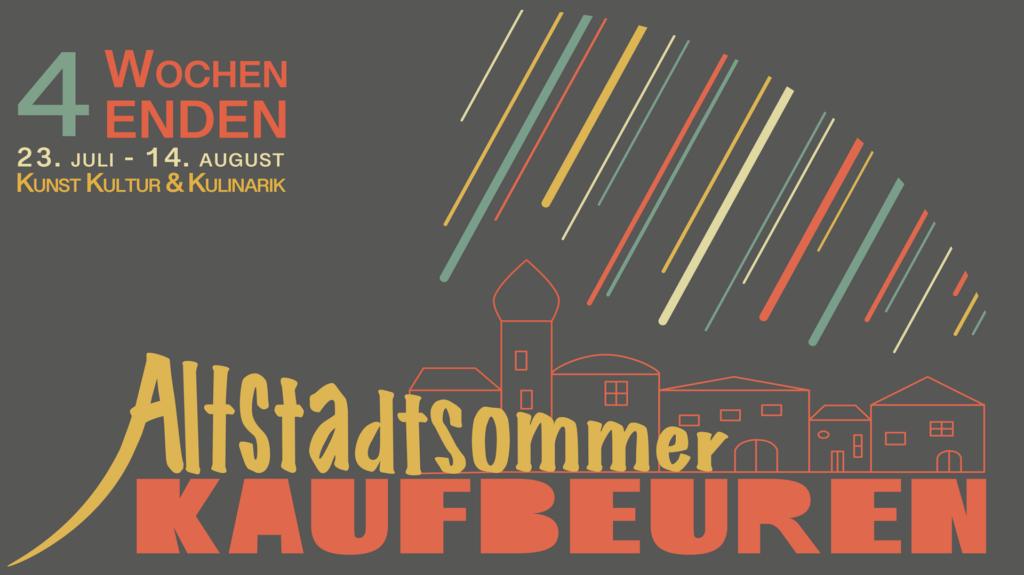 30./31. Juli: Charity Bierausschank beim (Altstadt-) Sommer im Spital